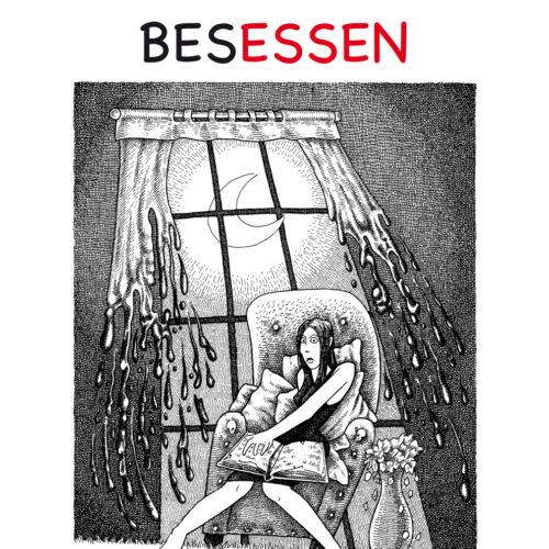Plakat 2: Besessen