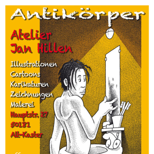 Plakat 3: Antikörper